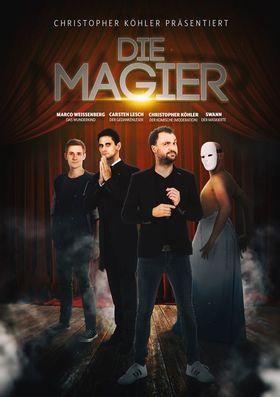 Bild: Die Magier - Comedy Magic Show