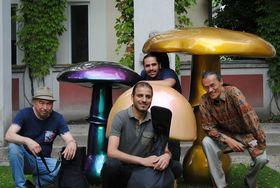 Bild: A.E.R.A. - Quartett