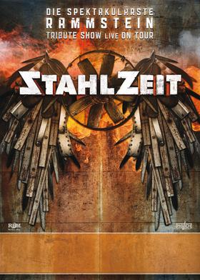 Bild: STAHLZEIT - EUROPA Tournee 2017