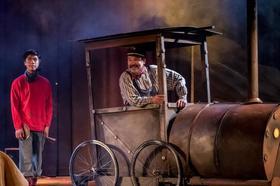 Bild: Jim Knopf und Lukas der Lokomotivführer - Das Familienmusical | Capitol Mannheim