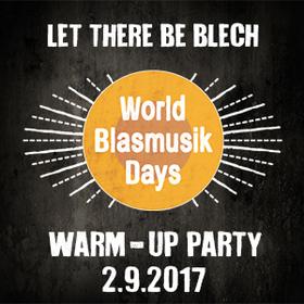 Bild: Warm-Up Party für die
