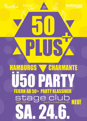 Bild: 50Plus - Hamburgs neue, charmante Ü50 PARTY