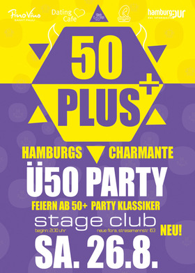 Bild: 50 Plus -Stage Club
