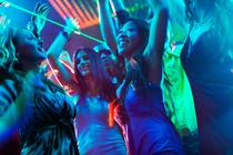 Bild: Mauerwerk Tanzparty - Mit