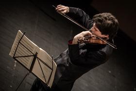 Bild: Münchener Kammerorchester | Augustin Hadelich