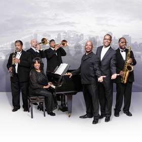 Bild: Gershwin-Gala - Donna Brown and the Soul of Berlin Jazz Orchestra