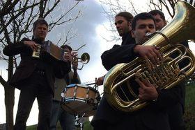 Bild: Klangkosmos Weltmusik - Balkansambel (Slovakei)
