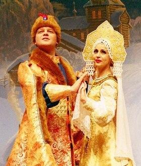 IVUSHKA - Die Russische Weihnachtsrevue!
