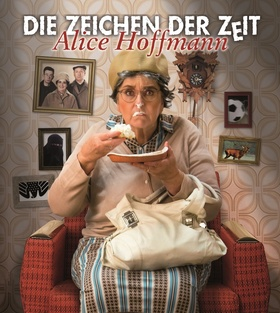 Bild: Zeichen der Zeit - Kabarett von und mit Alice Hoffmann