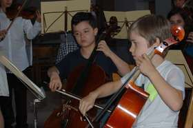 Bild: 30. Sommermusik im Oberen Nagoldtal - Kinderkonzert