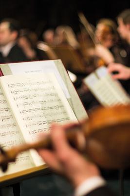 Bild: 1. Sinfoniekonzert