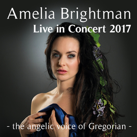 Bild: Amelia Brightman - The Female Voice of Gregorian