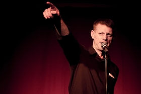 Bild: Poetry Slam - Wort vor Ort