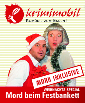 Weihnachtsspecial: Mord Beim Festbankett in der Arminuis Markthalle Berlin