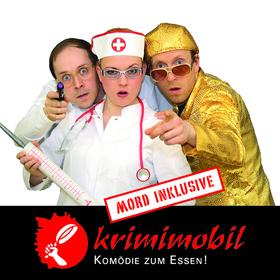 Bild: Mord im Kurhotel in der Arminuis Markthalle Berlin