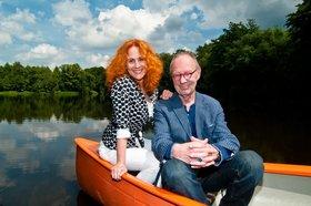 Bild: Christiane Leuchtmann & Hans Peter Korff - Zähne einer Ehe