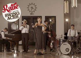 Bild: Katie and the swing aces - Katie & the Swing Aces in Concert