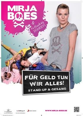 Mirja Boes & die Honkey Donkeys - Für Geld tun wir alles !