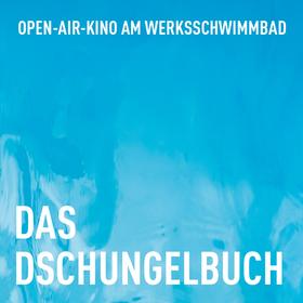 Bild: Open-Air-Kino am Werksschwimmbad auf Zollverein - Das Dschungelbuch (1967)
