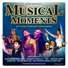 Bild: Musical Moments - Die witzig-charmante Musicalshow