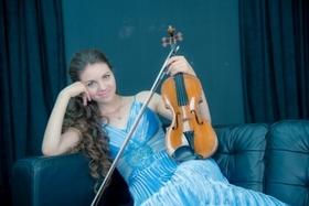 Bild: Christa Maria Stangorra (Violine), Jakob Kuchenbuch (Violoncello), Susana Gomez Vazquez (Klavier): Trio Tour