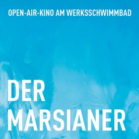 Bild: Open-Air-Kino am Werksschwimmbad auf Zollverein - Der Marsianer (2015)