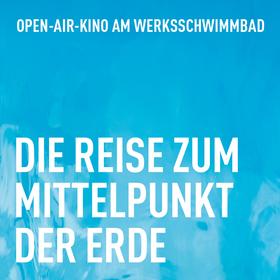 Bild: Open-Air-Kino am Werksschwimmbad auf Zollverein - Die Reise zum Mittelpunkt der Erde (2008)