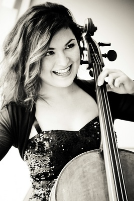 Bild: Simone Drescher (Violoncello) : Cello Passion