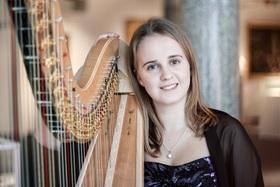 Bild: Carmen Steinmeier (Harfe): Grand Tour