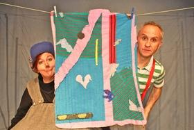 Bild: Der Waschlappendieb | KinderTheaterFestival