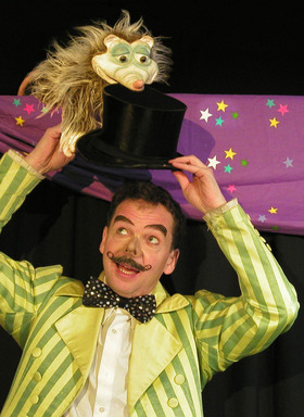Bild: Die Zirkusratte | KinderTheaterFestival