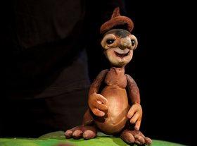 Bild: Vom Maulwurf, der... | KinderTheaterFestival