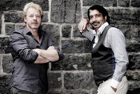 Bild: Duo Schach-Matt (Vassily Dück und Robert Varady) - Musik grenzenlos