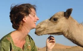 Bild: Andrea Nuß - Abenteuer Sahara