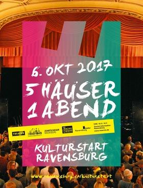 Bild: Kulturstart in Ravensburg 2017/18