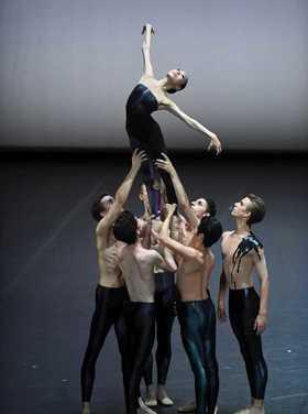 Bild: Ballett-Gala John Cranko Schule Stuttgart
