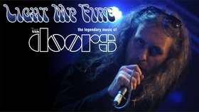Bild: Light my fire - The Doors Tribute Band