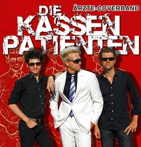 Bild: Die Kassenpatienten - Die Ärzte Tribute-Band der Extraklasse