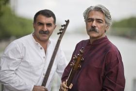 Bild: Kayhan Kalhor & Erdal Erzincan - Jazzfestival Esslingen