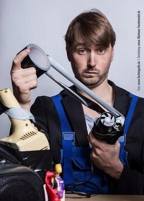 Bild: Andy Sauerwein - >> Reparieren lohnt nicht <<