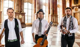 Bild: Musik im Schloss - Cobario - Instrumentalmusik