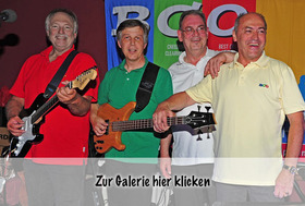 Bild: BCO, Beatles, Clearwater, Oldies