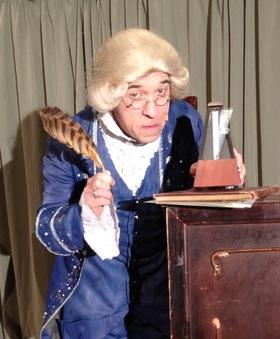 Bild: Papa Haydns kleine Tierschau