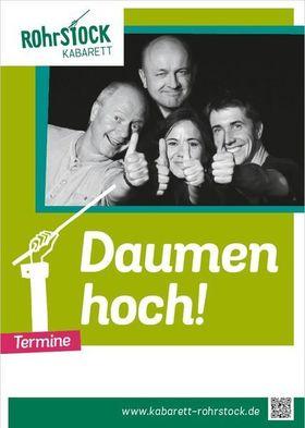 Bild: Kabarett ROhrSTOCK - mit dem Programm