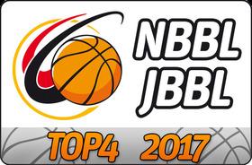 Bild: TOP 4 NBBL / JBBL 2017 Wochenendticket