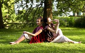 Bild: Lovor & Milian - Ein Ballett für Kinder