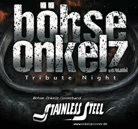Bild: böhse onkelz Tribute Night - Live mit Stainless Steel
