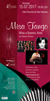 Bild: Misa Tango -