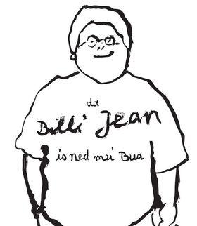 """Bild: Stefan Leonhardsberger - mit """"Da Billi Jean is ned mei Bua"""