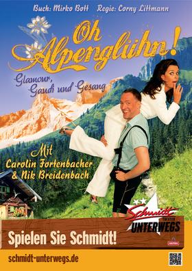 Bild: Oh Alpenglühn - Glamour, Gaudi und Gesang
